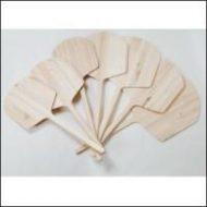 Thin wood peels